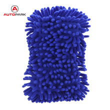 Hot New Microfiber Chenille Anthozoan Car Cleaning Sponge Towel Cloth Auto Wash Gloves Car Washer Supplies Home Cleaning Tower