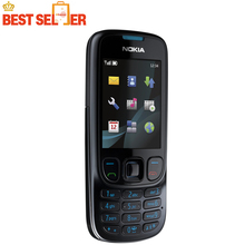 6303 Original Phone Unlocked Nokia 6303 Classic FM GSM 3MP Camera Cheap Mobile phone Freeshipping