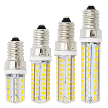 SMD 2835 E14 Corn Dimmable 32LEDs 64LEDs 72LEDs 80LEDs Light 220V Candle bulb Replace Compact Fluorescent Lamp 7W 10W 12W 15W