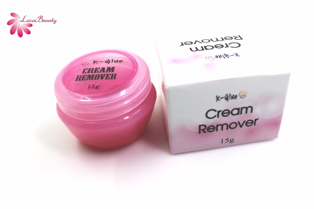 Eyelash Extensions cream remover (40)