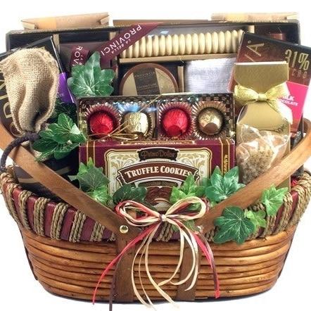Gift Basket Drop Shipping LaBePr La Bella Provincia Village Spa and Gourmet Collection (1)