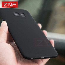 Buy ZNP Luxury Scrub Silicone Soft TPU Cover Case Samsung Galaxy S8 S8 Plus S7 S6 Edge A3 A5 A7 J3 J5 J7 2016 2017 Case Capa for $1.00 in AliExpress store