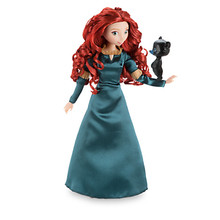 American Girl Princess Doll Collection Brave Merida Baby Toy Jointed Dolls For Girls Children Toys Kids Christmas Gifts bonecas