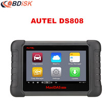 2017 New Released Original Autel MaxiDAS DS808 Automotive Diagnostic Tool DS808 ECU Programming Upgrade from DS708 DHL Free