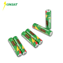 KINBAT 6pcs 850mAh 1.2V AAA Ni-MH Rechargeable Battery AAA Pre-Charged NIMH Batteries Pack For Toys Microphone Remote Controls(China)