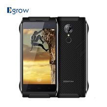 Original HOMTOM HT20 MTK6737 Quad Core Android 6.0 Mobile Phone Waterproof IP68 Cell Phone 2G RAM 16G ROM Fingerprint Smartphone(China)