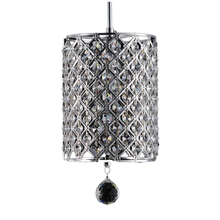 High Quality 2 PACKS Modern Contemporary Chandelier Lighting Crystal Ball Fixture Pendant Ceiling Lamp, 1 Light E14