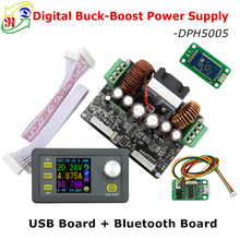 RD DPH5005 Buck-boost converter Constant Voltage current Programmable digital control Power Supply color LCD voltmeter 50V 5A(China)