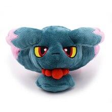 2017 13*18cm Pikachu Plush Toys Cute Misdreavus Feuforeve Traunfugil Stuffed Peluche Toy Doll Kids Birthday Christmas Gift