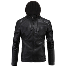 Men 's Winter Warm Leather Jackets Vintage Automotive Leather Jacket Outwear Italian Style Cashmere Leather Jacket Coats S2629