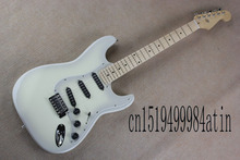 Free shipping ! High Quality maple fingerboard custom body Stratocaster Electric Guitar In Stock   @29
