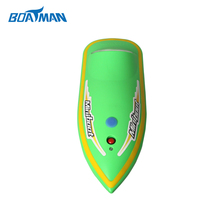 JABO&Boatman mini wireless remote control fishing bait boat electric rc bait fishing boat for bait delivery(China)