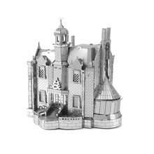 New 3D Metal Puzzle Ghost House Mini Adult Combination Metal Jigsaw Children's Education Toys Children's Best Gift