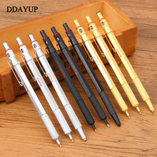 Automatic Drafting Pencil Real Hot Sale Loose Lapiz Mechanical Pencil 0.5mm 2.0mm Redcircle Metal For Drawing
