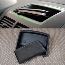 1K0857921C 1K0857921D Black Brand New Center Storage Tray Shelf & Pad For VW Jetta Golf GTI Rabbit 2005 2006 2007 2008 2009 2010