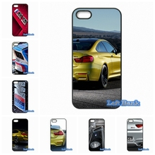 BMW X6M M3 M4 M5 Phone Cases Cover For Apple iPhone 4 4S 5 5C SE 6 6S 7 Plus 4.7 5.5 iPod Touch 4 5 6(China)