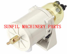 500FG ASSEMBLY FUEL WATER SEPARATOR  FILTER TURBINE DIESEL ENGINE FILTER MARINE SET PARTS INCLUDE 2010PM