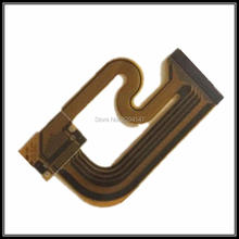 NEW  Hard  Flex Cable For Panasonic SDR- H85 Video Camera          No socket