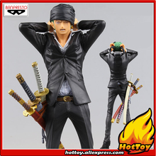 "100% Original Banpresto KING OF ARTIST Collection Figure - The Roronoa.Zoro from ""ONE PIECE"""
