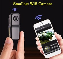 2017 Mini WiFi Wireless IP Camera HD MD81 Secret camcorder Video Record CCTV Android iOS Camcorder Video Micro Camera