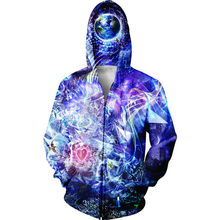Men's Clothing Hoodies Print 3D Coat Butterflies Trippy Jacket Streetwear Crewneck Harajuku Sweatshirt For Unisex Hooded Outwear