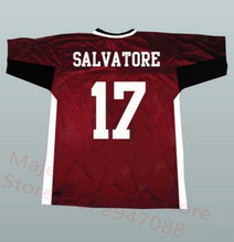 Stefan Salvatore 17 Mystic Falls Timberwolves Football Jersey Stitched American Football Jersey M-3XL Free Shipping(China)