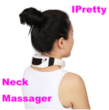 Mini Electric Neck Massager pillow portable comfort vibrating neck massager,neck and shoulder massager