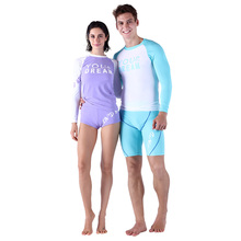 rashguard wetsuit Surfing lovers SABOLAY Speed dry clothing free diving wetsuit Sun protection swimsuitscuba diving suit 6726