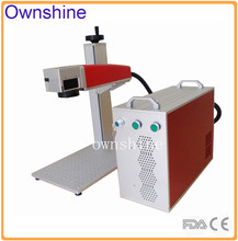Free shipping DHL or TNT to door MOPA JPT M1 + color fiber laser marking machine for stainless steel aluminum gold silver so on(China)