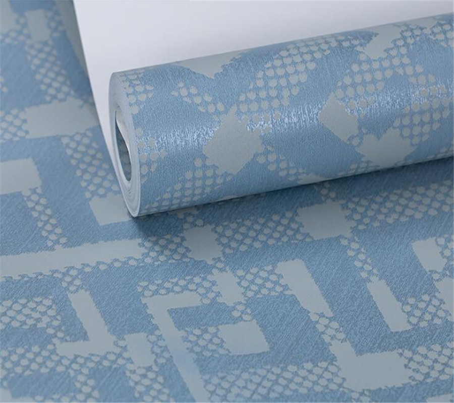 papel de parede Modern simple geometric 3D wallpaper home improvement living room bedroom TV background wall paper Beibehang<br>