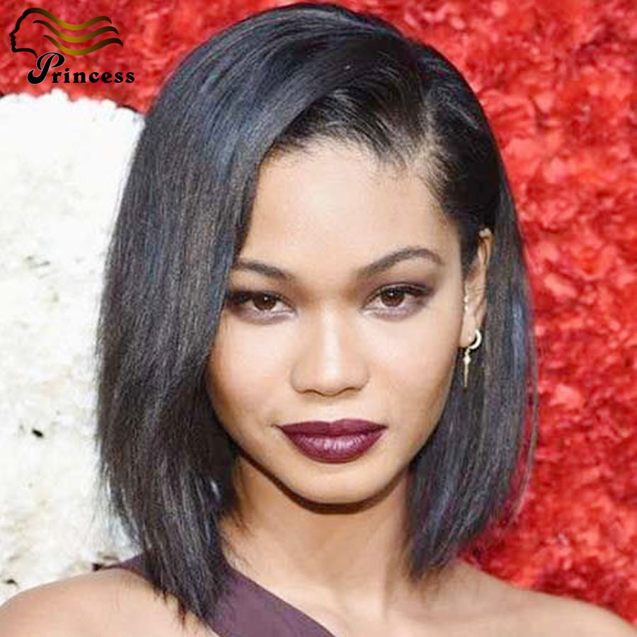 Unprocessed Malaysian Human Hair Bob Wigs Glueless Full Lace Wigs With Baby Hair 7A Short Human Hair Lace Wigs For Black Women<br><br>Aliexpress