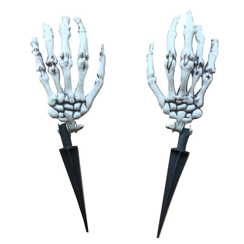 Halloween skeleton hands 3