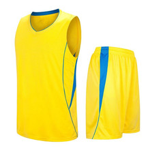 Blank Hot Selling throwback jerseys New Design Men's Blank Men's Basketball Jerseys Suit Cheap Sportswear LD-8092