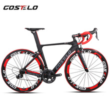 costelo speedcraft complete bike carbon road bike bici completa bike frame groupset wheel bicicleta bicycle group DI2(China)
