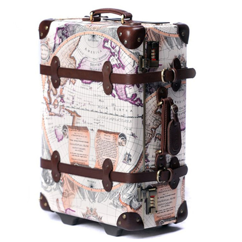 Compare Prices on Vintage Rolling Suitcase- Online Shopping/Buy ...