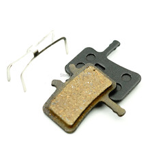 MTB Bicycle Disc Brake Pads for AVID BB7 Juicy 3 5 7 Ultimate Disc Brake, RESIN, 1 Pair BB(China)