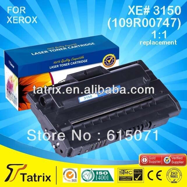 FREE DHL MAIL SHIPPING ,109R00747 Toner for Xerox 3150 Printer Toner Cartridge. Best 109R00747 Toner<br><br>Aliexpress