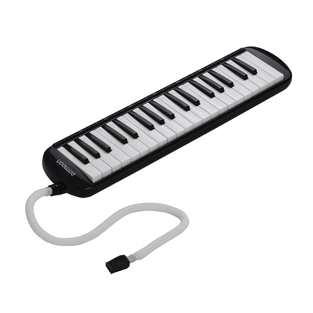 37 Klaviertasten Keyboard Melodica Mundharmonika mit Mundstück Musiker