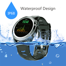 MTK6572 Dual Core Android Smart Watch support NANO Sim Card with HD Camera GPS Sport Smartwatch for 3G Wifi surfing