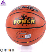 Adler Basketball 7 # outdoor basketball PVC ball free and net bag and needle PVC material suitable for popular crowd training le