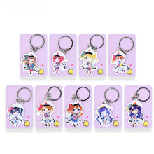 Buy 1 pcs Love Live Keychain 9 Styles Nico Kotori Key Chains Pendant Hot Sale Custom made Anime Key Ring SS1 for $1.00 in AliExpress store