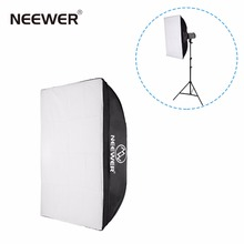"Neewer 20 x 28 "" / 50 x 70 cm Square Photography Light Tent Photo Cube Softbox for Neewer Godox 300DI 250DI 300SDI 250SD(China)"