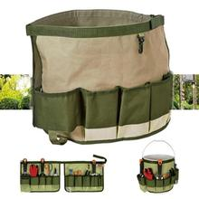 Waterproof Gardener Garden Tools Storage Bag Organizer Carrier With Multi Pockets Drop shipping