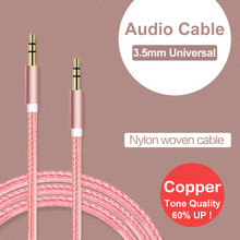 Audio Cable Aux Usb Cabel 3.5mm Mini Jack Headphones Extension For Xiaomi Redmi 3s 3 S Note 4 3 Pro Mi5s Mi 5s Max Mi5 Mi 5 Car