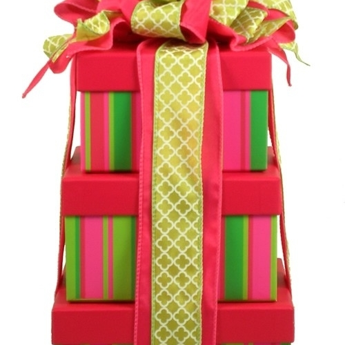 Gift Basket Drop Shipping ChOnTo With A Cherry On Top Sweets and Spa Tower (1)