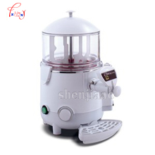 Multi-function hot drinks machine Heatijng chocolate machine Heating soybean milk drink machines 5L
