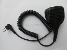 Lapel Shoulder Speaker Mic For Motorola XTN446 XTN500 XTN600 XV1100 XV210 XV2600 PRO1150 PRO2150 PRO3150 BPR40 PR400 PR1500 etc(Hong Kong)
