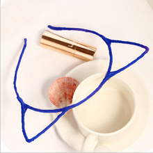 2017 Women Lady Girls Cat Ears Headband Hair Sexy Head Band Self Photo Prop 5 Colors Cute hair accessories