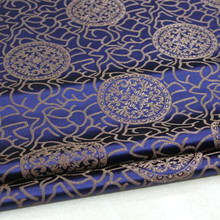 CF151 1Yard 73cm Antique Silk Fabric Chinese Style Brocade Jacquard Fabric For Men Tang Suit Cushion Cover Fabric Home Textile