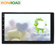 "7"" 2Din 1024*600 Android 6.0 Car Tap PC Tablet  2 din Universal For Nissan GPS Navi Radio Stereo Audio Player(No CD NO)"